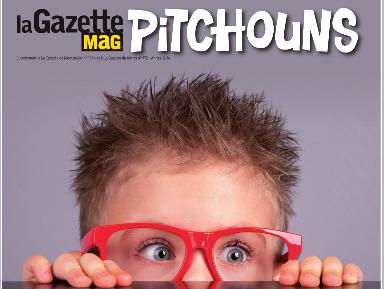 Magazine : Longitude 181 dans le Mag des pitchouns  ! -Avril 2016