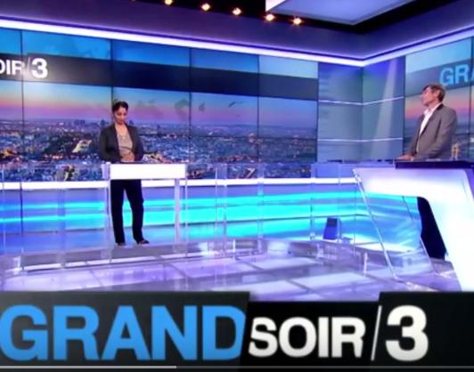 TV –  6 Janvier 2016 – François SARANO – sur Grand Soir3 –