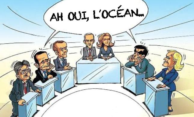 L'océan, oublié des politiques