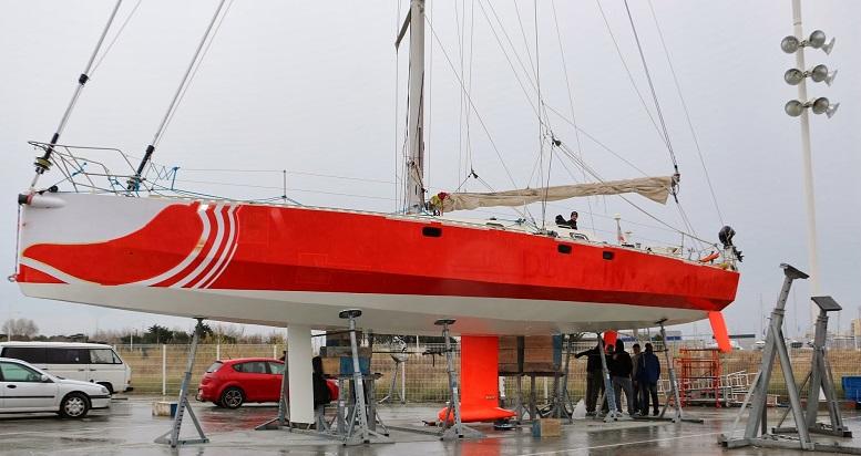 RDR bateau