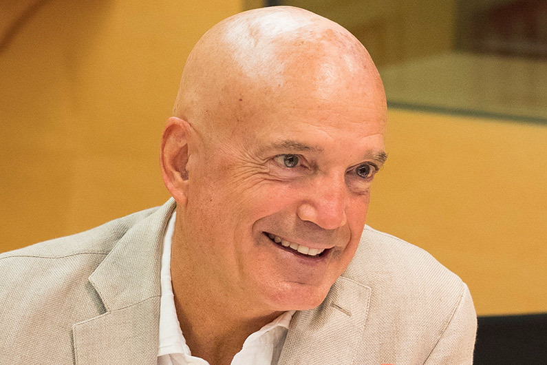 """Une interview de François SARANO dans l'émission """"Elément Terre """" de LOUIS BODIN sur RTL le 21 Juillet"""