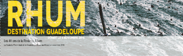 """Des nouvelles d'Eric JAIL et du bateau """"La Voix de l'Océan"""" /L181 sur la route du Rhum"""