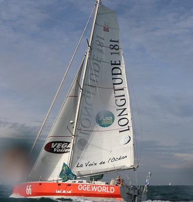 """""""La Voix de l'Océan"""" est à Lisbonne ,et ne pourra effectuer la traversée de l' Atlantique."""
