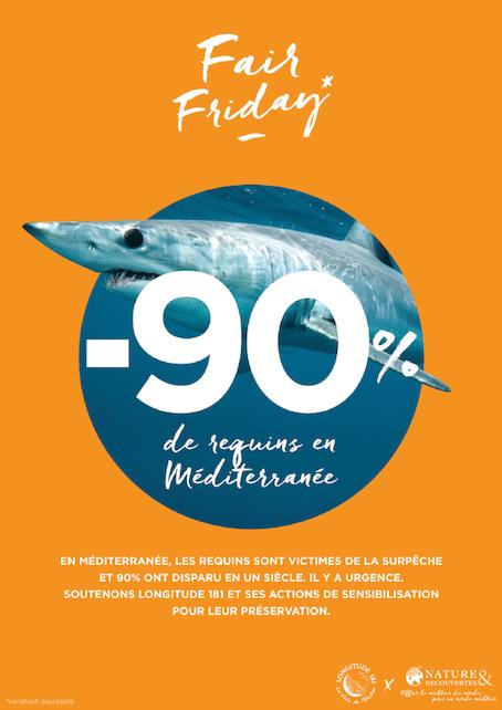 Votez pour les requins de Méditerranée, du 21 au 25 nov !