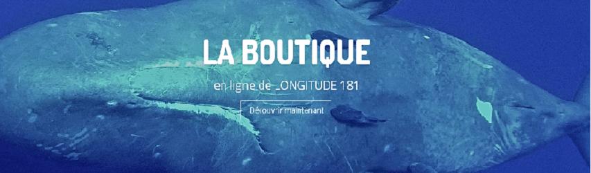 Réouverture de la boutique en ligne de Longitude 181 !