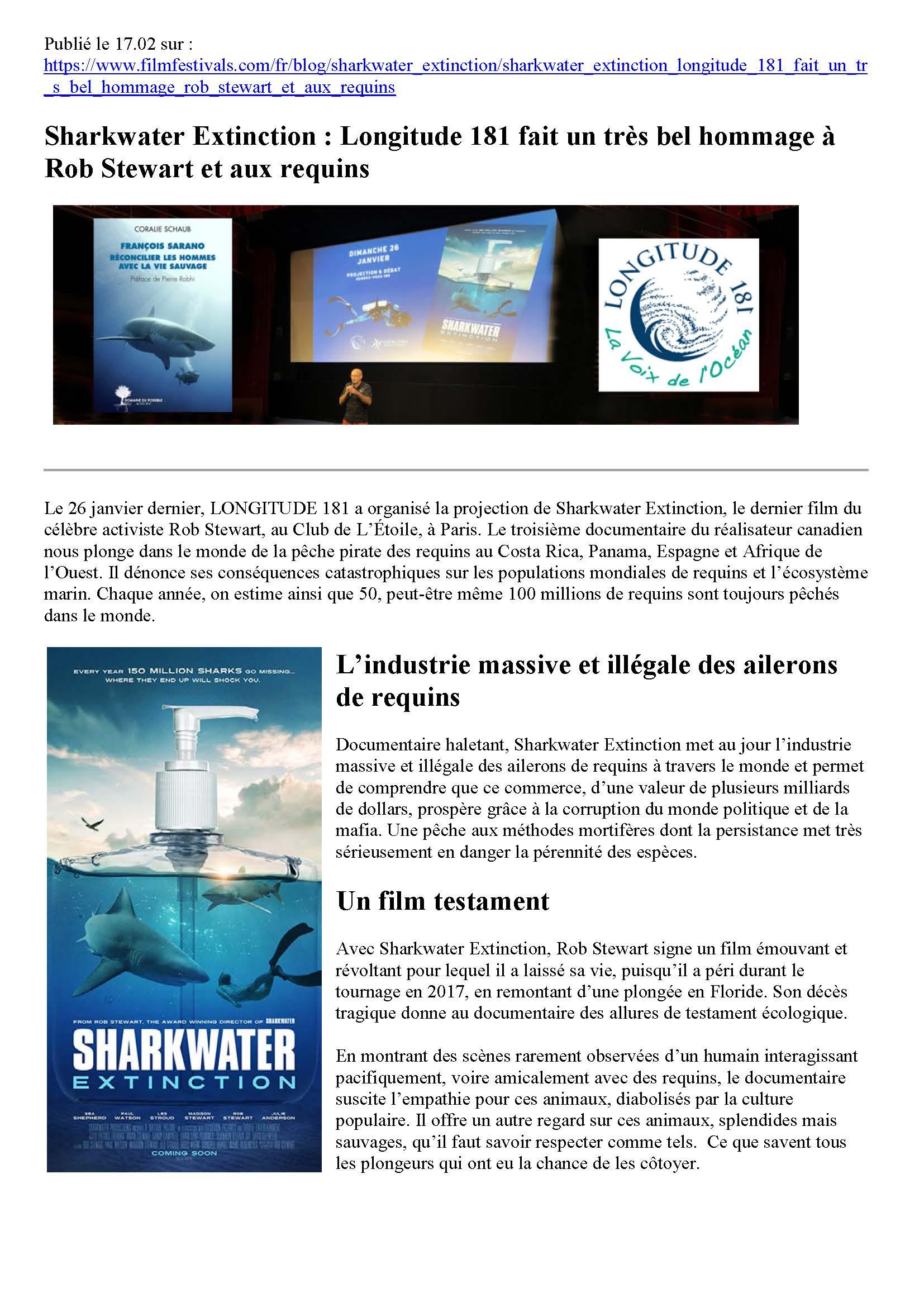 sharkwater Page