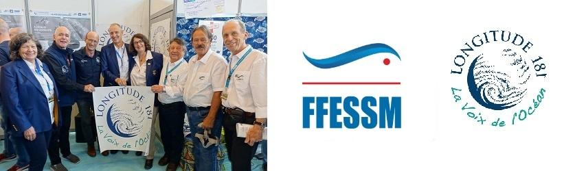 bandeau L FFESSM