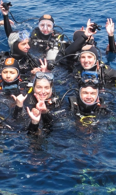 plongeurs FFESSM