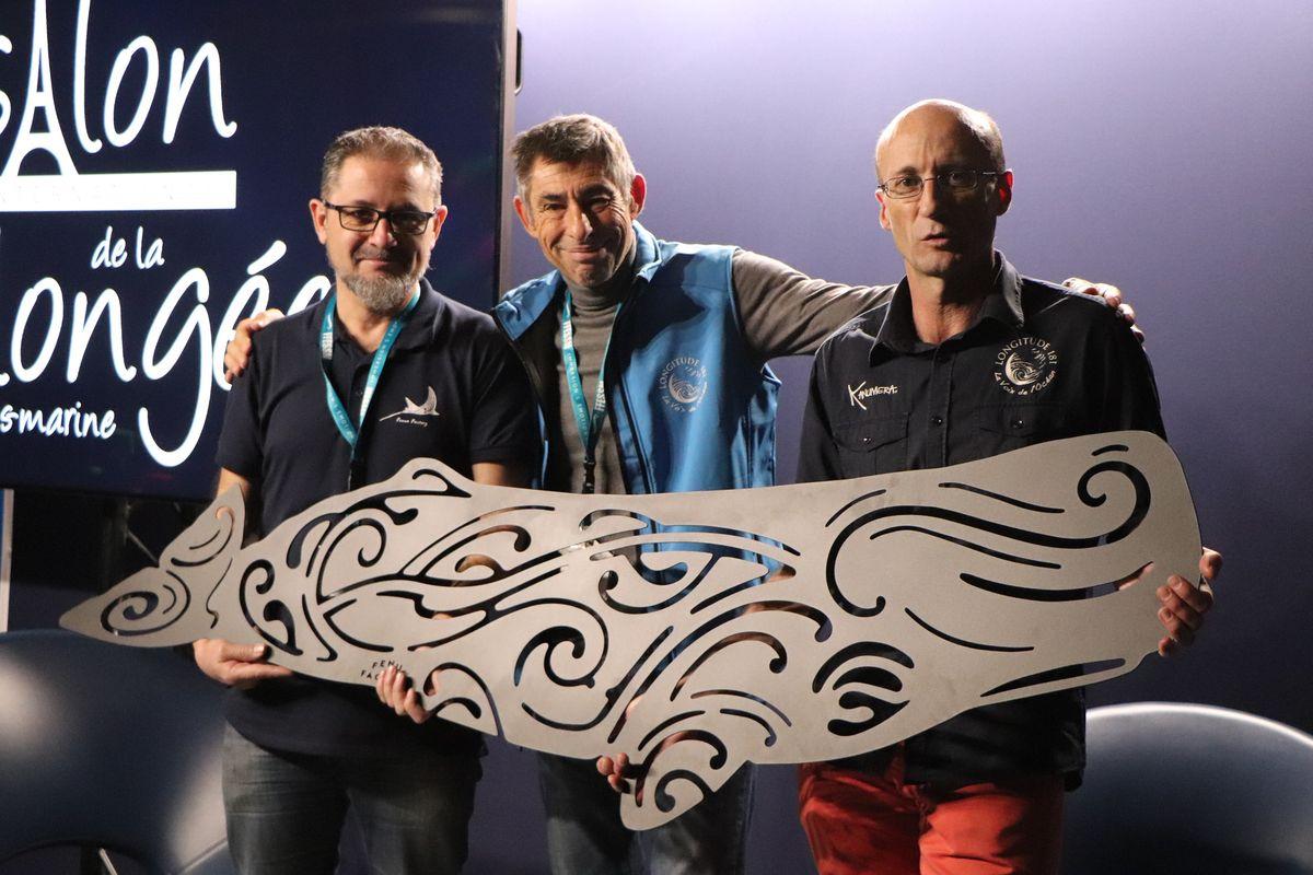 L'art au sevice de l'Océn avec Pierre Martinez de Fenua Factory