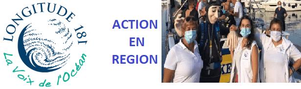 Journée Mondiale des Océans, l'Antenne PACA sur le terrain