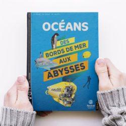 Livre jeunesse Oceans vignette