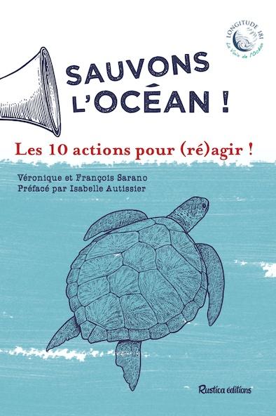 Livre Sauvons l'océan de V et F Sarano