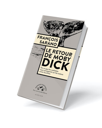 livre moby Dick Sarano
